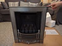 Finsbury Manual Control Inset Gas Fire - For Sale - Collection Only
