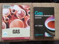 Gas apprenticeship training books