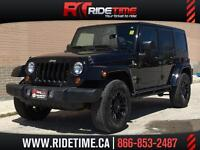 2013 Jeep Wrangler Unlimited Sport 4WD - ONLY $210 Bi-Weekly!