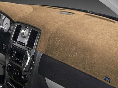 Acura TL 2007-2008 Brushed Suede Dash Board Cover Mat Oak