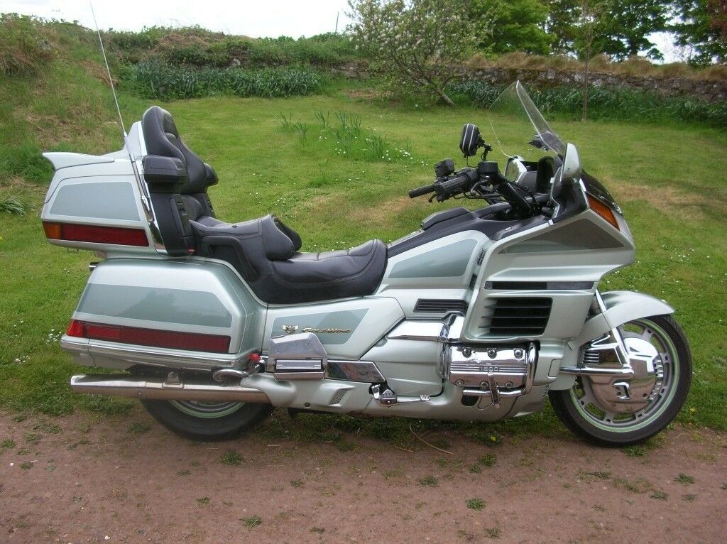 honda goldwing gl1500 se year 2000 lovely condition mot may 2019 in east linton east lothian. Black Bedroom Furniture Sets. Home Design Ideas