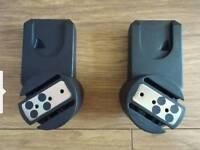 Quinny Zapp and Zapp Xtra Adaptor for Maxi Cosi Car Seat Adapter.