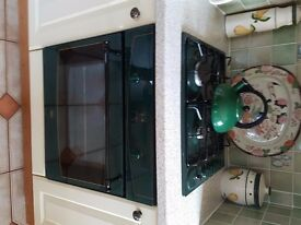 Second Hand BELLING Oven & Hob