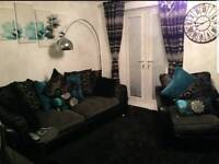 4 seater couch and chair