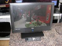 "TEVION 19"" LCD TV"