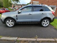4x4 Vauxhall Antara FSH, 1 Previous Owner 89k