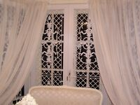 Decorative SAFETY grills for bay window DOORS