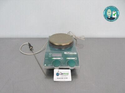 Chemglass Optichem Digital Hotplate Stirrer With Warranty See Video