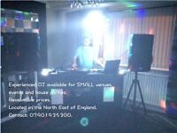 DJ For Small Venues, Gatherings and House Parties