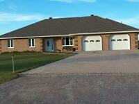 Custom Built Executive Home - Noelville