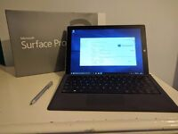 Microsoft Surface Pro 3 - i5-4300U - 128GB - With Type Cover 3 and Surface Pen