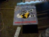 7inch Status Quo - Sport aid 88 Vinyl Record.