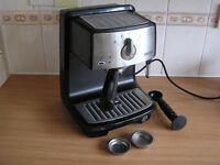 Coffee Machine Krups XP4020 Expresso and Cappuccino Maker