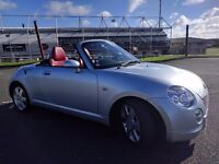 Daihatsu Copen 1.3. 11 months MOT and service history. 27k miles.