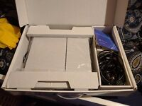 Rare, Limited White Playstation 4 Console With Four Games - Perfect Condition