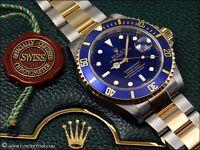WANTED: ROLEX SUBMARINER, SEA DWELLER, DAYTONA, GMT