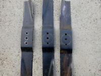 "Countax Mower 42"" IBS Deck Blade Set"