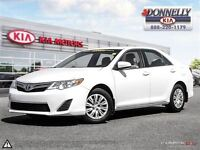 2013 Toyota Camry LE - With Back-up Camera!