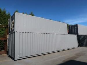 45 Ft Damaged High-Cube Shipping Container