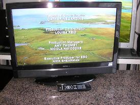 "HITACHI 26"" LCD TV"