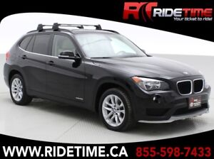2015 BMW X1 xDrive28i AWD - Panoramic Roof, Leather, Alloy Wheel