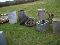 Morris commercial vintage wheels