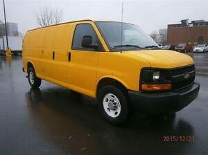 2012 Chevrolet Express 2500 CHEVROLET EXPRESS 2500