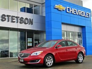 2015 Buick Regal Premium AWD Turbo Push-Button|Nav|Sunroof