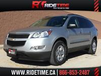 2011 Chevrolet Traverse LS AWD - ONLY $128 Bi-Weekly!