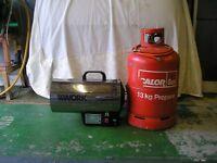 workzone turbo fan heater