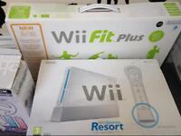 Wii Sport Resort Console
