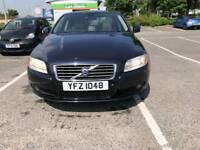 Volvo s80 2009 2.4 d5 sat nav