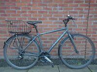 Ridgeback Speed 2014 Hybrid Commuter Bike