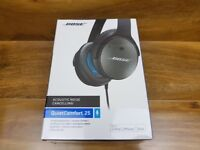 BOSE Quietcomfort® 25 (wired) Noise Cancelling® Headphones *NEW*SEALED* £199.99