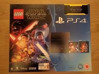 PS4 Sony Playstation 4 Console (C Chassis) for Sale, 3 months old with Box, Leads etc.