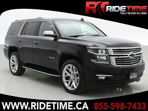 2016 Chevrolet Tahoe LTZ 4WD - LOADED - ONLY $432 Bi-Weekly!