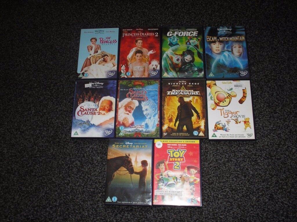 20 various dvd film's