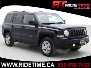 2014 Jeep Patriot North 4WD - Automatic