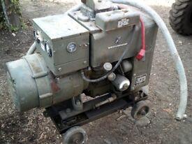 Ex Army Onan 5KW Generator