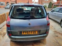 Renault, SCENIC, MPV, 2007, Manual, 1461 (cc), 5 doors