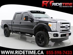 2016 Ford F-250 XLT FX4 - 6.2L V8, SuperCrew