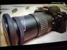 Offers. New Sigma Digital camera. Collect today cheap. Open to offers.
