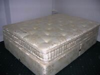Relyon Dreamworld Latex De Luxe King Size Bed