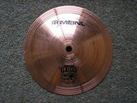 "Cymbals - Meinl Classics 8"" Medium Bell Cymbal - Ideal Christmas Present !"