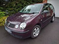 VW Polo 1.2 Excellent Runner MOT November 2016 Great First Car - REDUCED