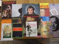 Concert Programmes from 1980s and 1990s