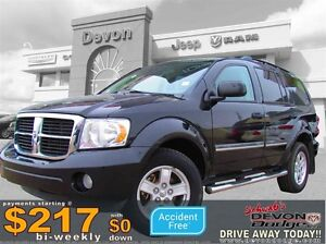 2008 Dodge Durango SLT 4X4 // 8 Passenger //  LEATHER// DVD