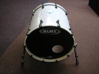 Mapex Saturn III bass drum