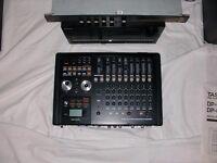 Tascam - 02CF Recording PortoStudio with Playback equipment