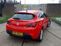 VAUXHALL ASTRA ....GTC......SRI SPEC.... TURBO DIESEL .... AUTOMATIC ...ONLY 54 K MILES.FULL HISTORY